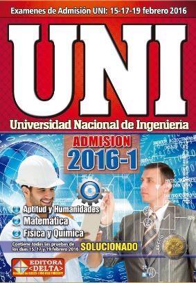 Examen UNI 2016-1