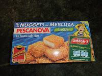 Nuggets de merluza Pescanova
