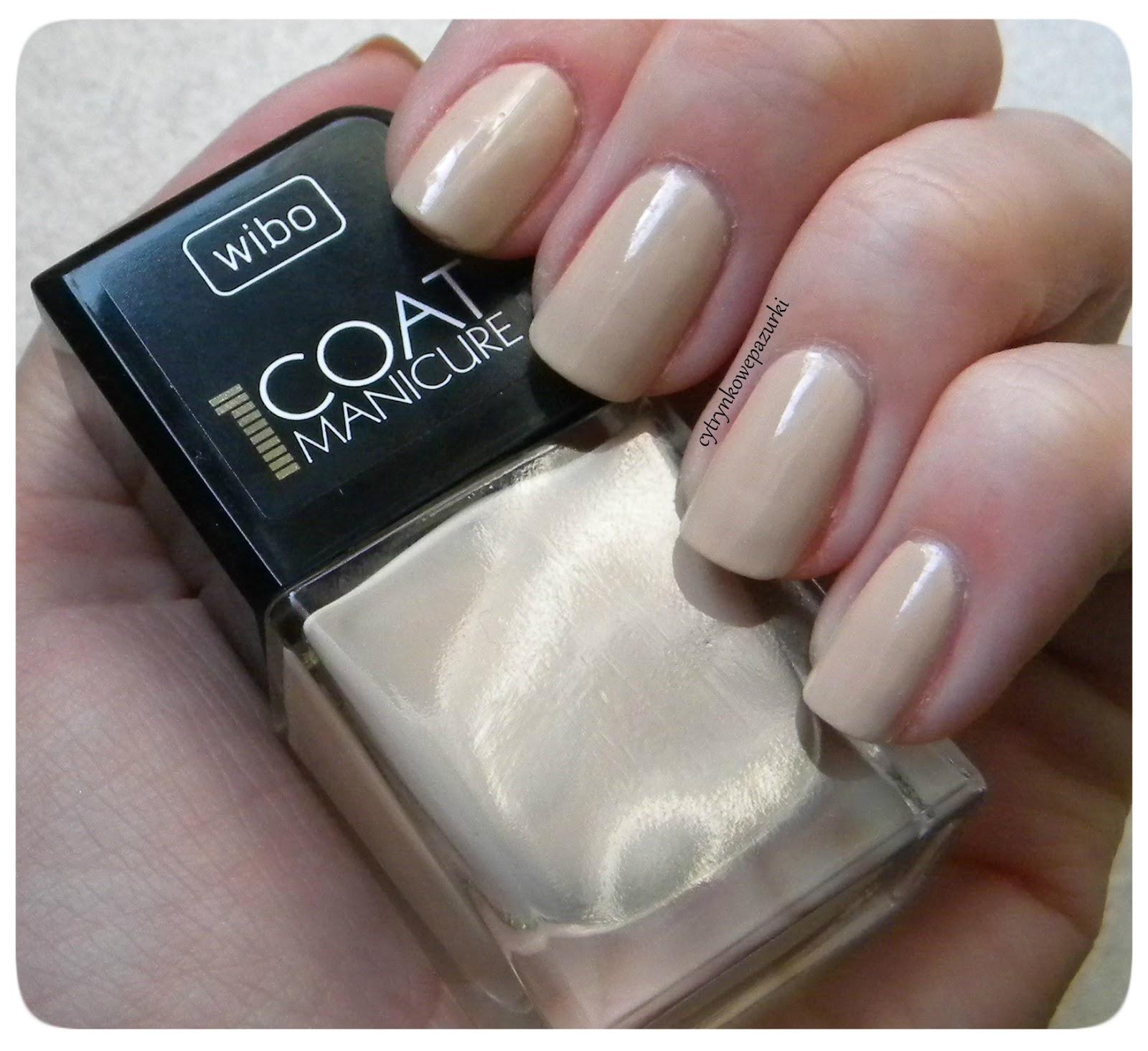 Wibo 1 Coat Manicure nr 18