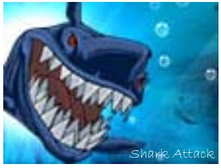 Game Shark Attack