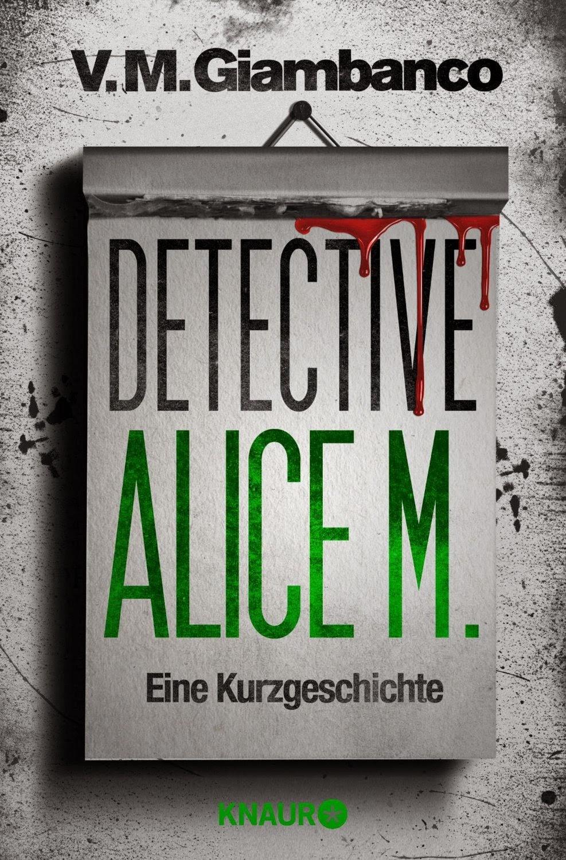 Detective Alice M. von V.M.Giambanco