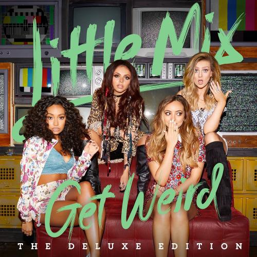 Get Weird Deluxe Edition