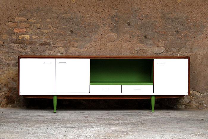meuble télé style scandinave – Artzein.com