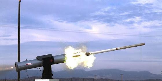 TALON Laser Guided Rocket