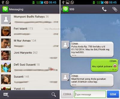 Kumpulan dan Cara Install SMS Mod Untuk Perangkat Android