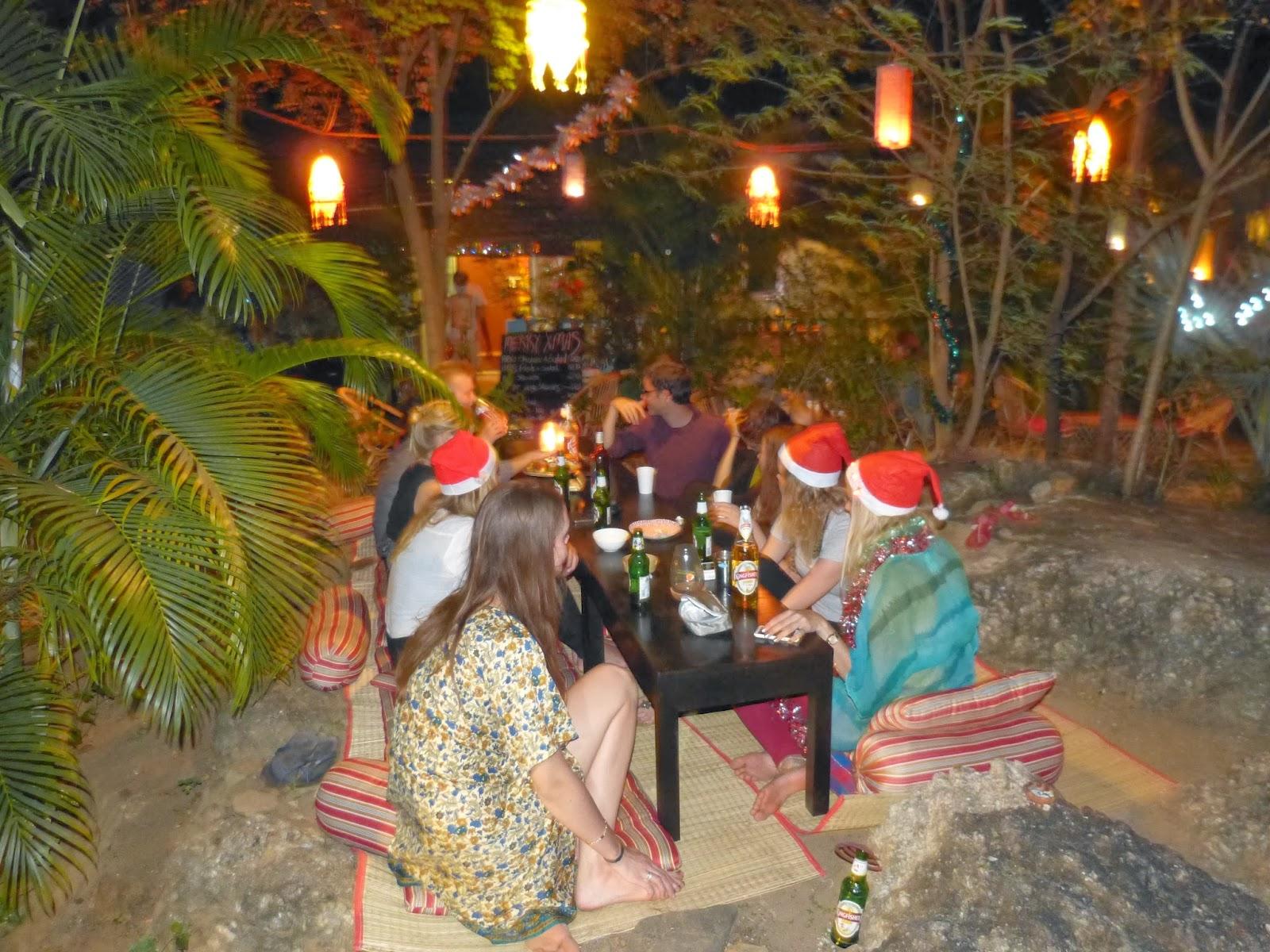 in indien weihnachten in goa silvester in gokarna