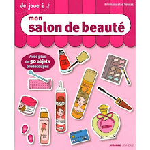 JE JOUE AU SALON DE BEAUTÉ