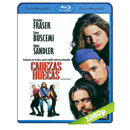 Cabezas huecas (1994) BRRip 1080p Audio Dual Latino/Ingles 5.1