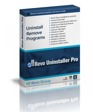 Revo Uninstaller Pro 3.1.1 Final Full