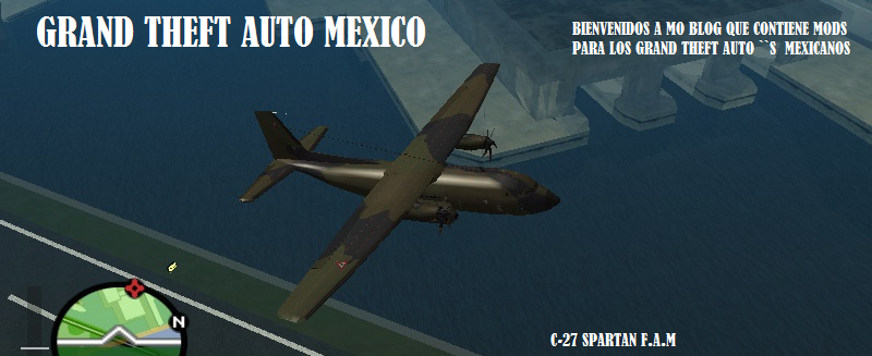 GRAND THEFT AUTO MEXICO