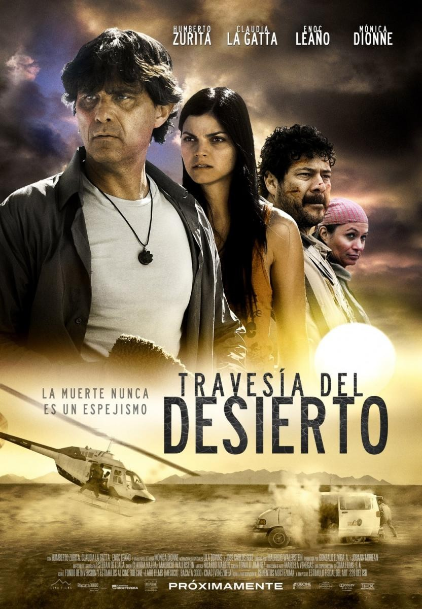 Travesa del desierto DvDRip 2012.