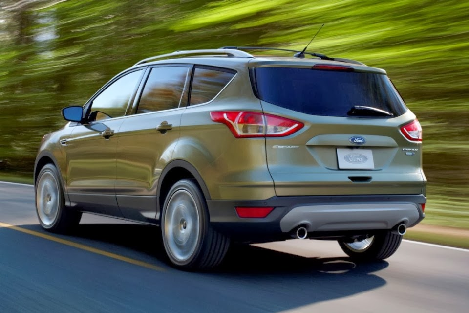 2014 ford kuga europe wallpaper. Black Bedroom Furniture Sets. Home Design Ideas