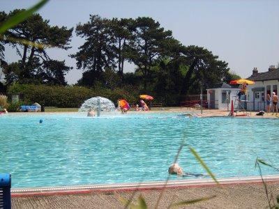 Hinksey Pool