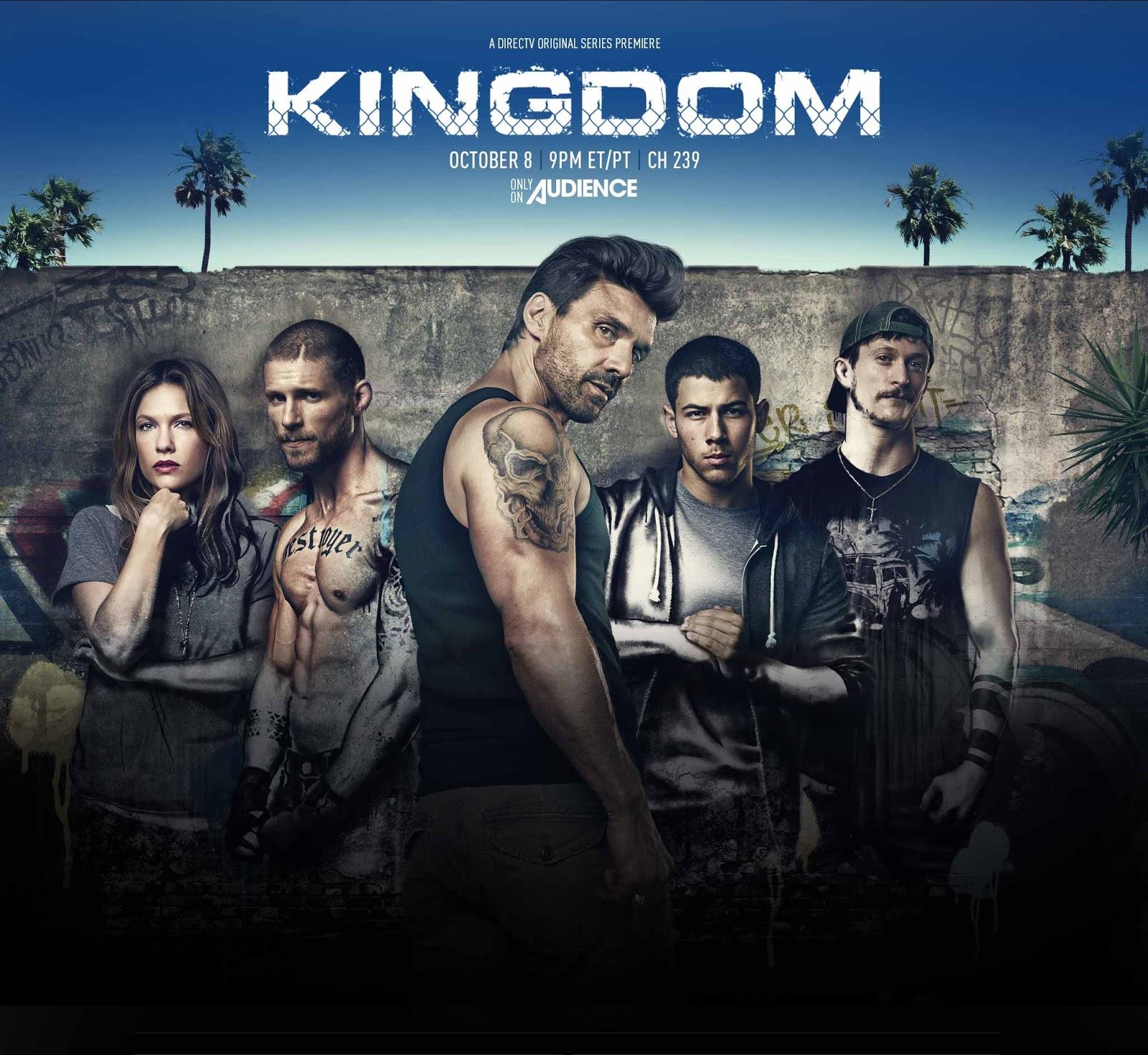 Le Chat Du Cheshire Kingdom Saison 1 Audience Network
