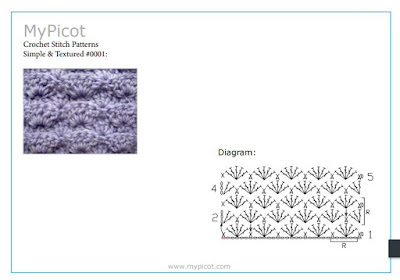 My Picot crochet pattern