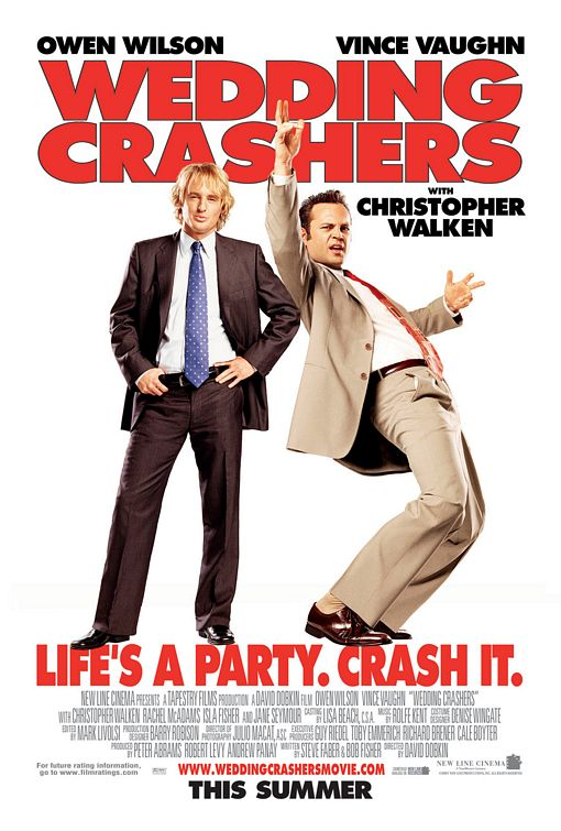 The Real Wedding Crashers movie