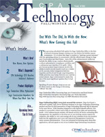 CPA Technology Fall/Winter Newsletter