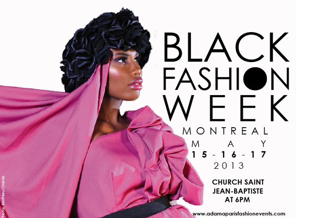 Black Fashion Week Montreal Black Fashion Week Montreal in