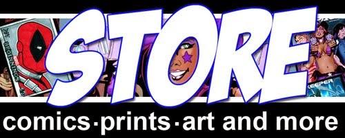 Visit my Comics Store today!