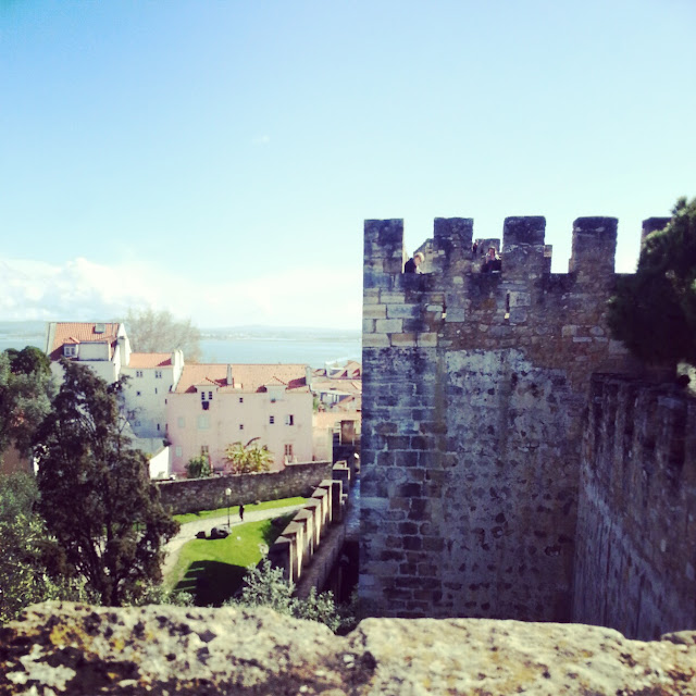 Saint George's Castle or, Castle of São Jorge