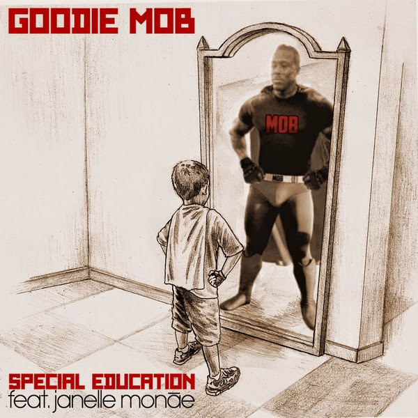 Goodie Mob - Special Education (feat. Janelle Monáe) - Single Cover