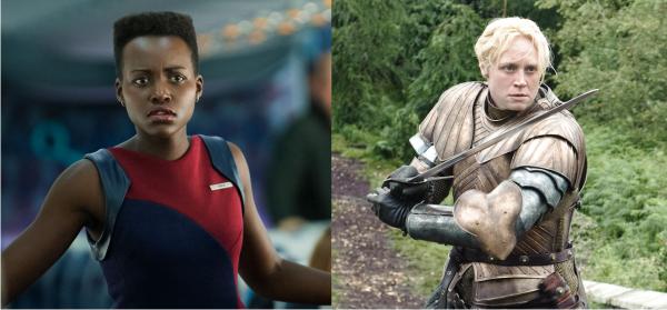 Star Wars: Episódio VII | Lupita Nyong'o e Gwendoline Christie se juntam ao elenco; novas imagens do set são reveladas