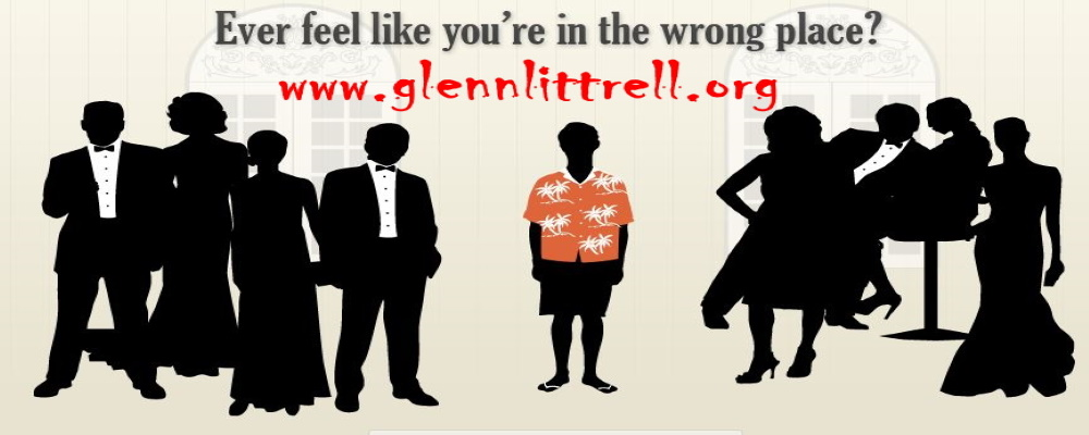 glennlittrell.ORG~Just an opinion: