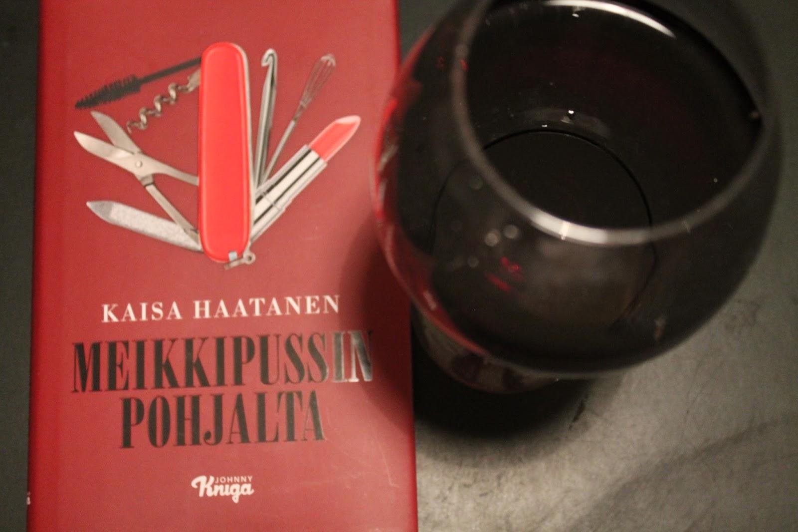 kirja alkoholismista Kajaani