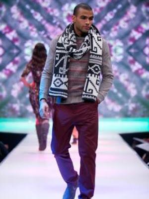 aztec scarf