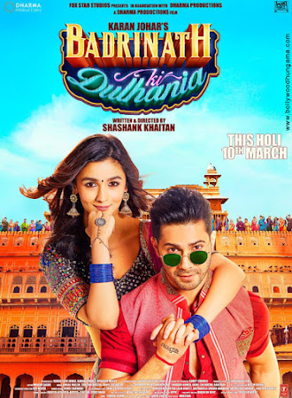 Badrinath Ki Dulhania (2017) Movie Poster