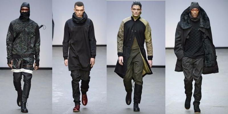 Utilitarian Fashion Men