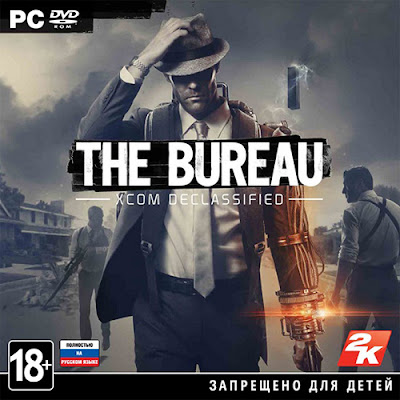 Cover Of The Bureau XCOM Declassified Complete Edition 2013 Full Latest Version PC Game Free Download Mediafire Links At worldfree4u.com
