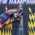 Hamlin overcomes qualifying run to earn fifth win