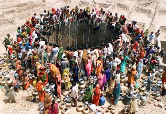 Εργαλείο της Νέας Τάξης ο έλεγχος του νερού