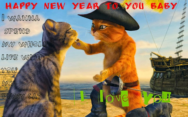Happy New Year Love Shayari | New Year 2016 Love SMS | New Year Love Messages Poems