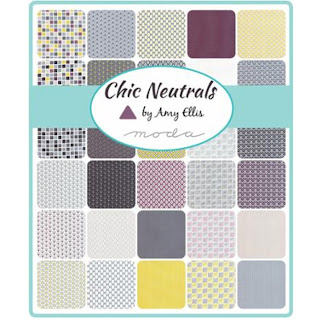 Moda CHIC NEUTRALS Fabric by Amy Ellis for Moda Fabrics