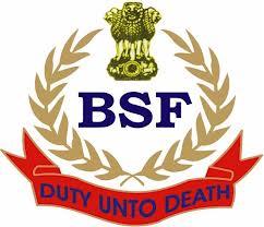 BSF recruitment 2013