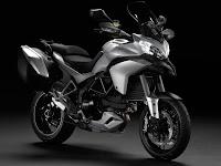 2013 Ducati Multistrada 1200S Touring Gambar Motor 3