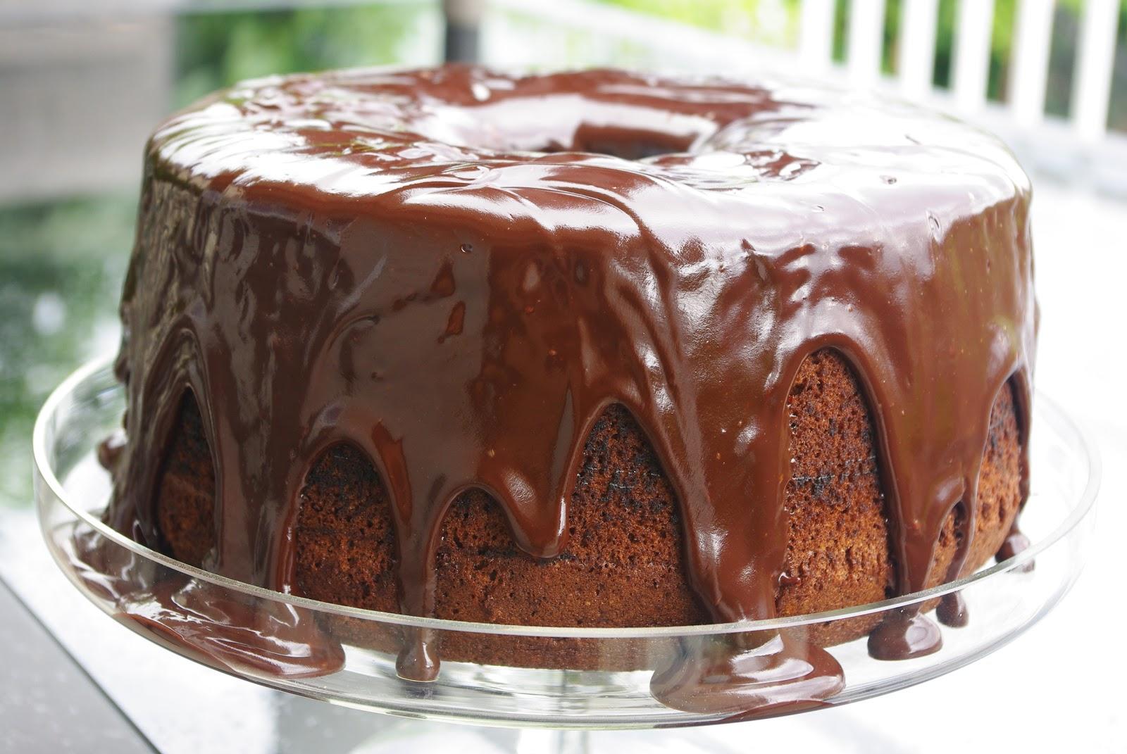 CHOCOLATE CHIFFON CAKE - Durmes Gumuna