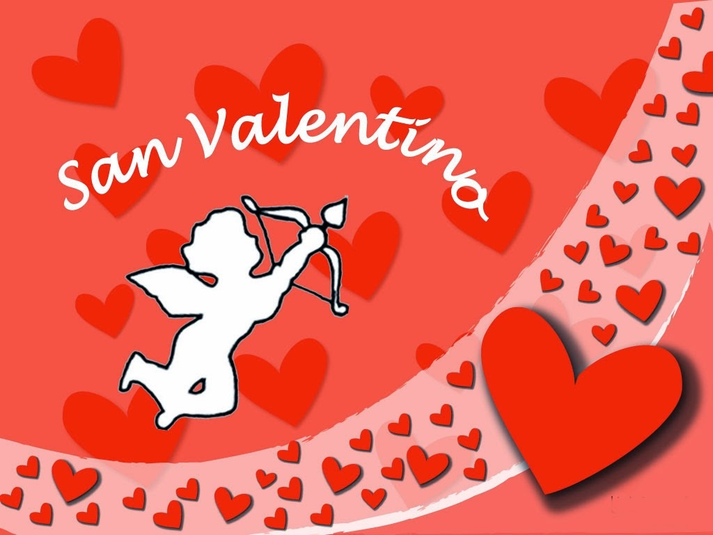 Happy Valentines Day SMS In Italian: