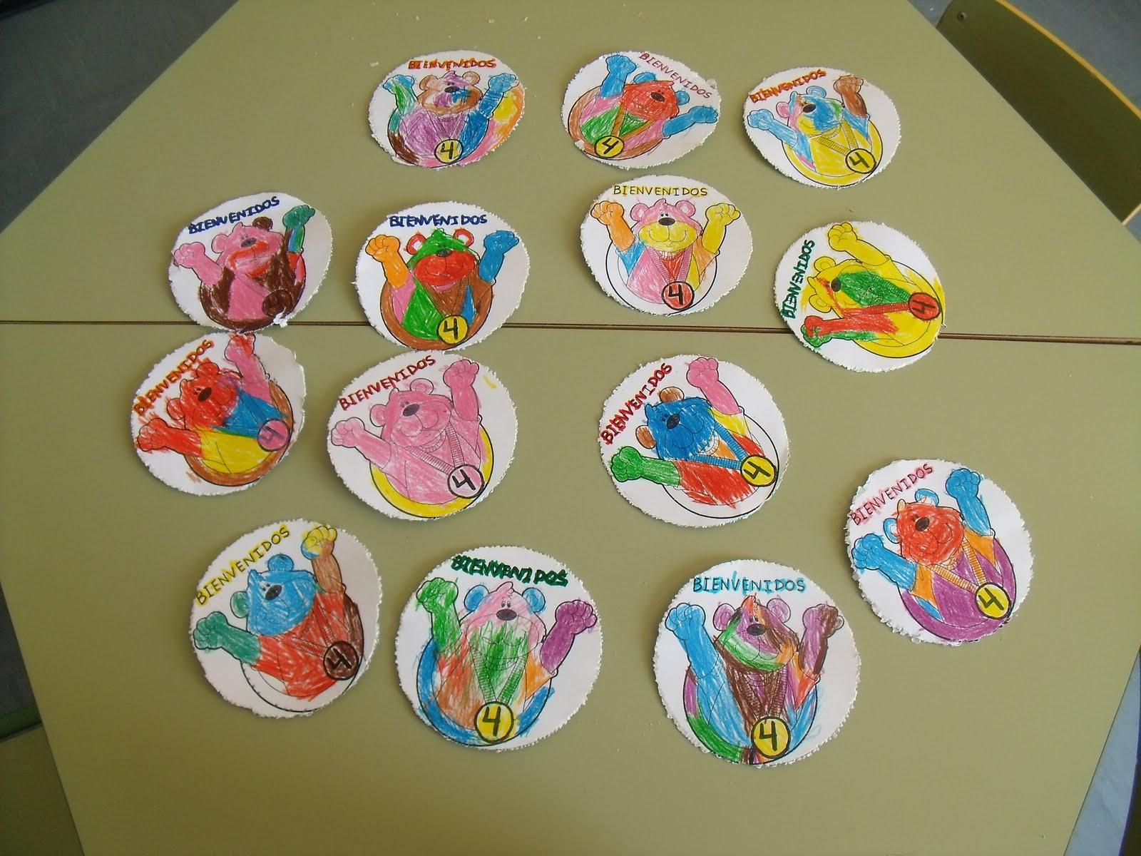 Mi aula infantil anika primer d a de clase for Actividades para el primer dia de clases en el jardin