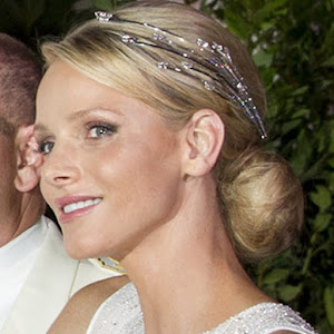 Style of Princess Charlene of Monaco
