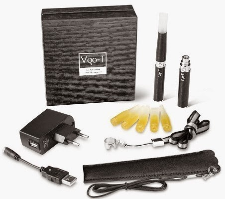Iclear electronic cigarette review