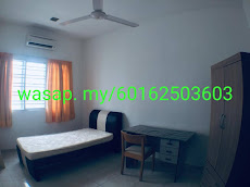 Master Bedrooms/ Rooms/ Homestay For Rent in Setia Alam Shah Alam