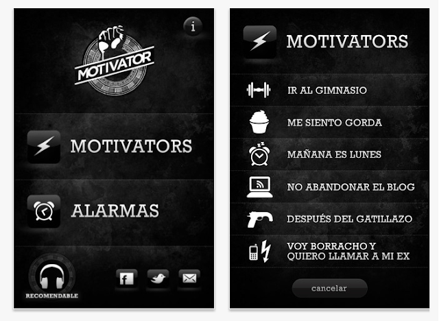 app motivadora