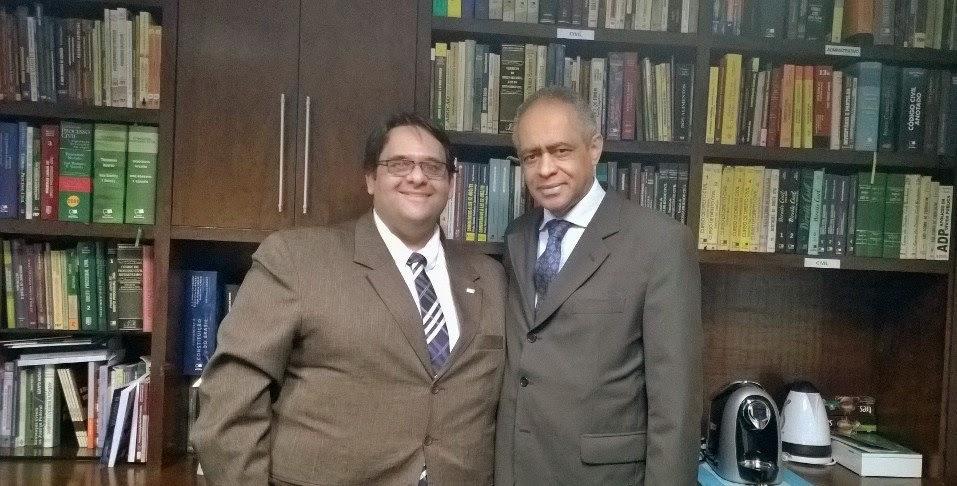 Carlos Rafael e Raimundo Cândido