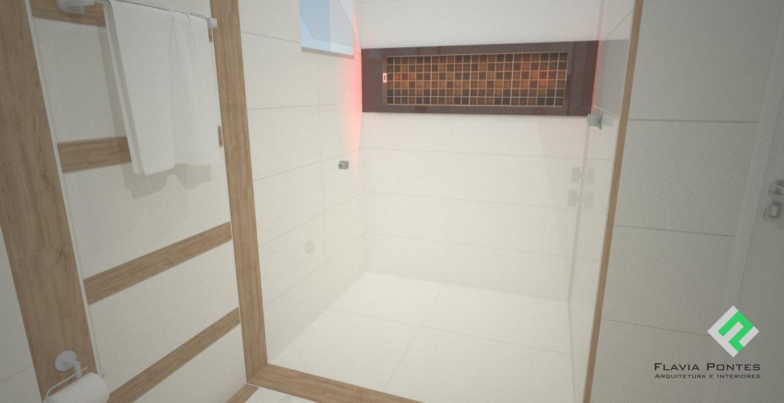 Flavia Pontes Arquitetura: Setembro 2013 #27A452 1600x824 Banheiro Com Nicho Embutido