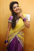 Priyanka half saree photos-thumbnail-10