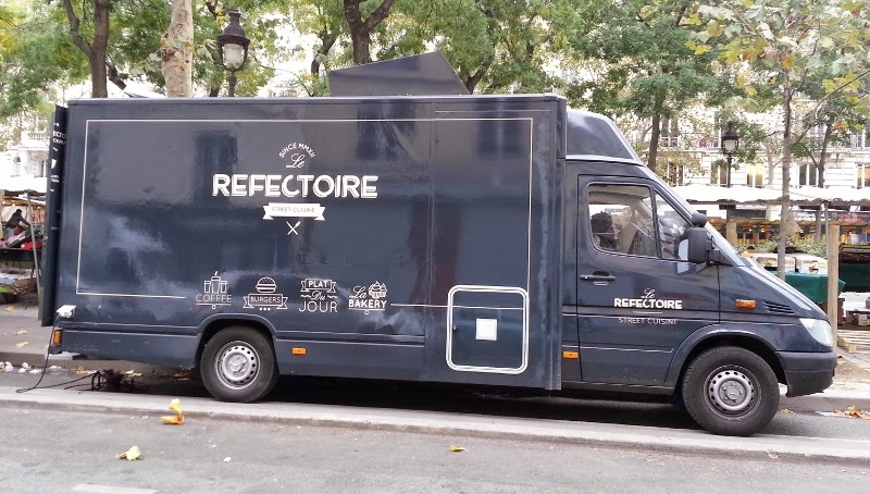 Les Tasters LE RFECTOIRE Food Truck De March