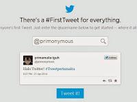 Cara Melihat Tweet Pertama dalam Sebuah Akun Twitter